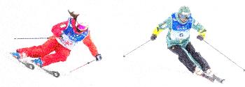 甲信越ブロックスキー技術選手権大会
